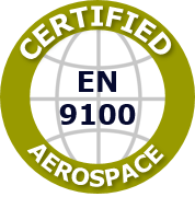 Certified Defense Aerospace EN 9100