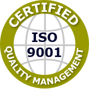 Certified Quality Management ISO 9001