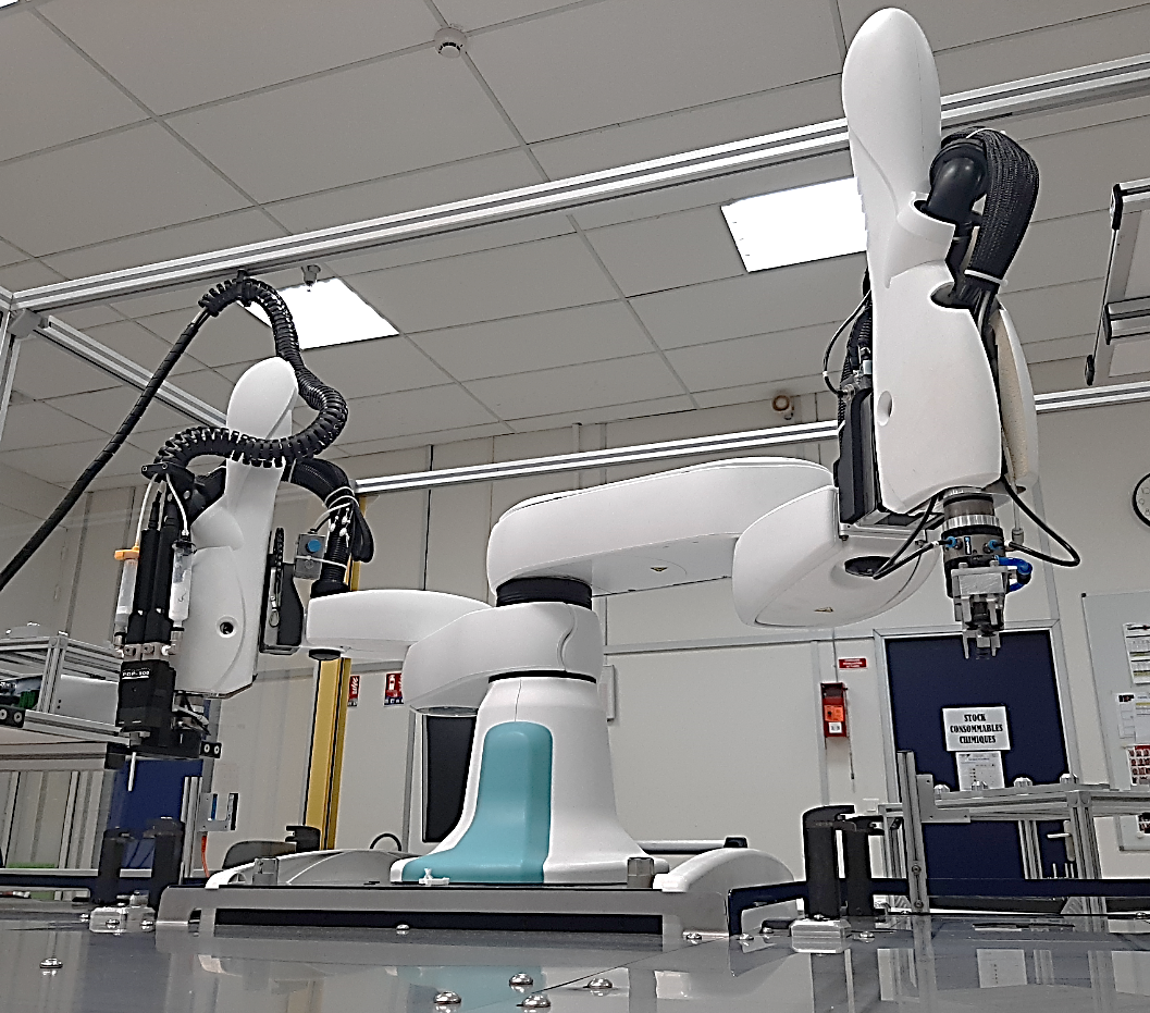 Photo du robot Cobots